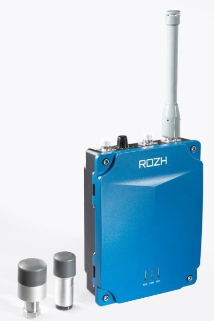 monitor de vibrações wireless r560