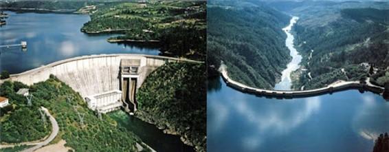 barragem de castelo do Bode